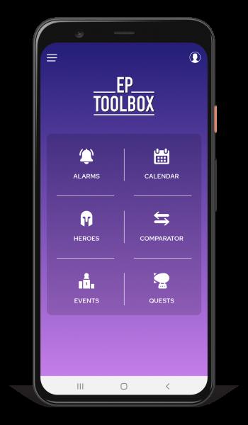 EPToolbox Mobile App